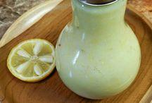 garlic, lemon, eat garlic and lemon