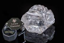 Diamonds World / curiosity about diamonds