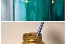 Deco frascos
