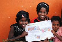 Volunteer in South Inida / An overview of our South India volunteering & travel opportunities