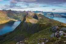 NORVEGE avec Destination sur Mesure / Spécialiste de la destination, Destinationsurmesure.com vous propose la découverte de la Norvege par la terre et par la Mer à bord de L'huntergruten, Laissez vous séduire par des paysages à couper le souffle