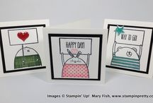 Stampin' Up! ~ Cheerful Critters