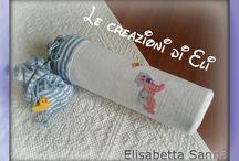 I miei lavori / http://lecreazionidieli.blogspot.it/