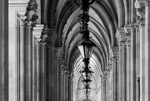 Black & White / by Erica Albright