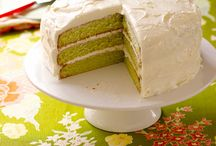 RECIPES: Cakes (Lime)