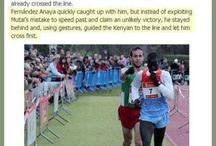 Sportsmanship Stories