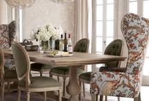Dinning Rooms / by Sarah Lewis