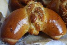 Kynuté pečení / sladké i slané, nápadité, nevšední tvary