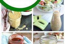 Salad & Vegetable dressings