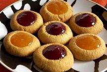 Marmelatli kurabiye