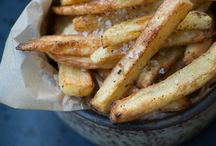 Ovn pommes frites
