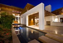 Contemporary & Modern Architecture / Texas Modern Contemporary Rustic Style Home Design ..a contemporary, modern design rustic style home, sophisticated residence using the surrounding nature scenery to adds a natural harmony in the house.
