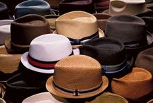 Hats / Top it off. / by Jan Henry
