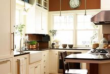 Kitchen redo ideas / by Gloria Morrison