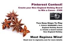 New England Holiday Board