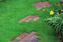 Gartendekoration Eltern