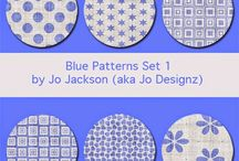 My PS Supplies Freebies / Photoshop Patterns, styles gradients etc made by me to download for free