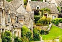 The Cotswolds / The Cotswolds, England