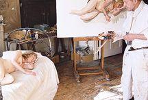 Art-Lucian Freud