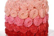 cakes / by Sandra Rolin