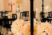 Wedding-Reception decorations  / by Emily Blakeman