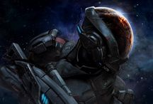 Mass Effect: Andromeda video game wallpapers / Mass Effect: Andromeda video game wallpapers, game wallpapers, video game wallpapers