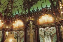 Architecture: Art Nouveau / by Mark Hooper