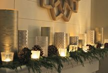 Christmas decor / by Janelle Geddes