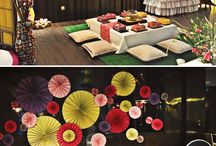 Japanese party ideas