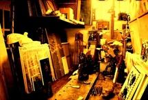 nino giammarco: the studio
