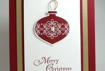 Christmas cards / by Becky Martin