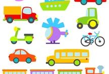 obrázky-dopravní prostředky