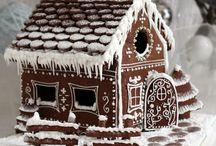 Boze Narodzenie jedzenie