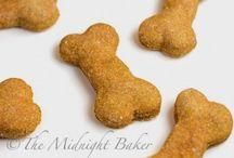 Bake at midnight dog biscuits