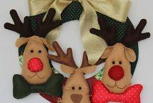 Natal / Peças de Natal