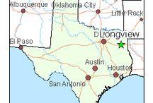 Longview, TX / by BSR Trust