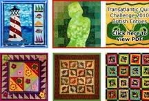 quilt designer, teacher, author ..