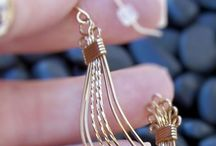 Jewelry making inspirations / All kinds of jewelry