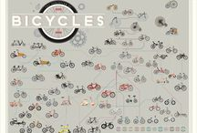 Velo inspiration / My interests displayed in printed art forms / by Ben N Pollock