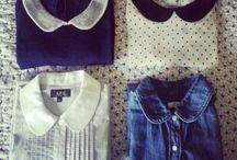 Collar dresses