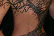tattoos / by Elliot C.