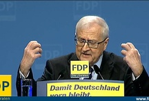 Rainer Brüderle FDP Germany