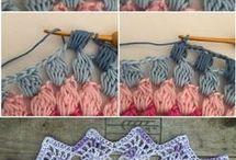 вязание ковер