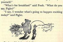 Camp 2015 - Pooh Theme