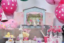 """Urodzinki dziewczynki - baletnice / Dekoracje i gadżety, które pomogą Wam zorganizować urodziny dziewczynki pod hasłem """"baletnice"""""""