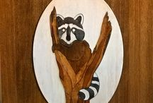 wood marquetry / wood marquetry