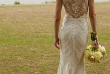 My perfect wedding / Wedding ideas. Rustic. Country. Charming. Simple. Chic.  / by Rachel Thompson