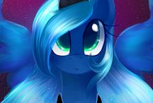 Pony land / Ponies
