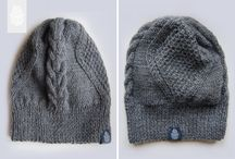 Knit & crochet: hats and scarves
