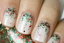 Joulukynnet / Christmas nails